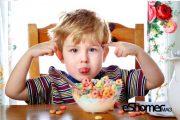 اصول و تغذیه مناسب برای کودکان بیش فعال