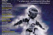 دوازدهمین دوره مسابقات سالانه بین المللی ربوکاپ آزاد ایران ۱۳۹۶