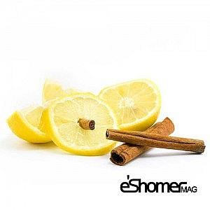 ترکیب لیمو و دارچین برای درمان آنفولانزا و درد مفاصل