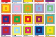 مفهوم چگونگی هماهنگی ، در رنگها ( قسمت اول )