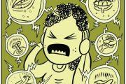 آشنایی با بیماری،صدا بیزاری یا سندرم حساسیت به صدا ( میزوفونیا  Misophonia )