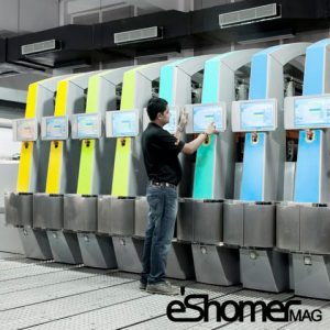 معرفی روش های چاپ – چاپ جوهر افشانInkjet printing