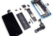 اجزای تشکیل دهنده داخلی تلفن های همراه هوشمند و تبلت ها