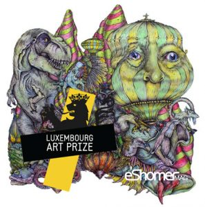 فراخوان جایزه و نمایشگاه بینالمللی لوکزامبورگ Luxembourg Art Prize