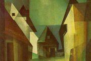 آشنایی با هنرمندان جنبش هنر مدرن لیونل فاینینگر Feininger