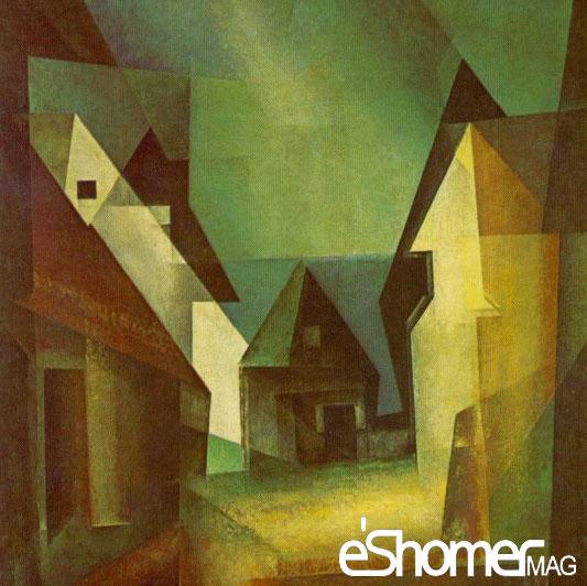 مجله خبری ایشومر Lyonel_Feininger_painting_artist-mag-eshomer آشنایی با هنرمندان جنبش هنر مدرن لیونل فاینینگر Feininger طراحي هنر  هنرمندان هنر مدرن لیونل فاینینگر جنبش آشنایی Feininger