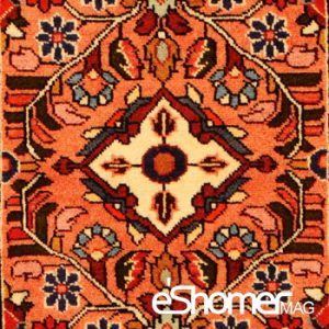 انواع طرح ها و نقش های قالی ایرانی Iranian carpet designs