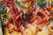 آشنایی با سبک های هنر مدرن و مشخصات آن - فوتوریسم Futurism