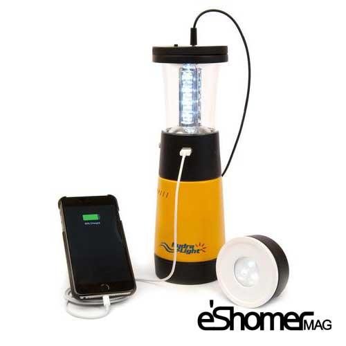 مجله خبری ایشومر hydra-light-mag-eshomer فانوس اضطراری که با آب نمک کار میکند تكنولوژي نوآوری نمک مصرف کمپ کم کار فانوس اضطراری آب LED