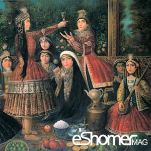 جشن های ایرانی جشن مهرگان – فریدون و کاوه آهنگر