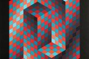 آشنایی با هنرمندان جنبش هنر مدرن ویکتور وازارلی Vasarely