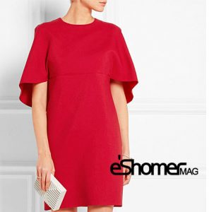 اثرات روانی رنگ قرمز در طراحی مد و لباس