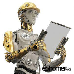 در دهه آینده فرصت های شغلی برای روبات ها خواهد بود