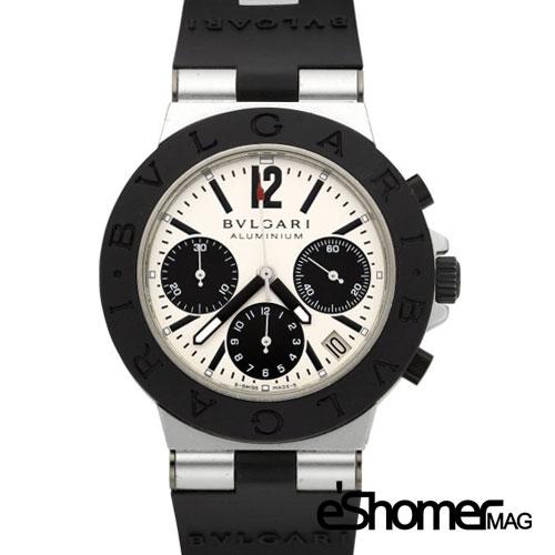 مجله خبری ایشومر ساعتهای-خاص-از-برندهای-مشهور-Bulgari-Diagono-Aluminium-Chrono ساعتهای خاص از برندهای مشهور Bulgari Diagono Aluminium Chrono سبک زندگي طراحی اکسسوری هنر  مشهور مردانه مچی ساعت خاص برندهای Diagono Chrono Bulgari Aluminium