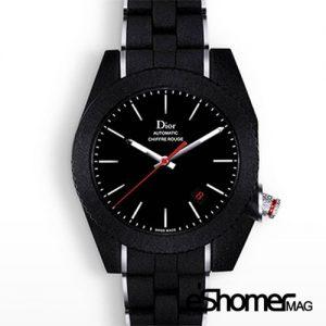 ساعتهای خاص از برندهای مشهور Dior Chiffre Roughe