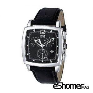 ساعتهای خاص از برندهای مشهور  Hugo Boss Vanquisher Chronograph