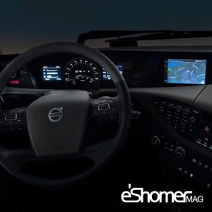رانندگی ایمن و بهتر با فناوری جدید ولوو برای رانندگان کامیون