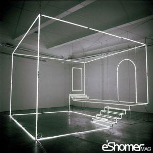 آشنایی با سبک های هنر مدرن و مشخصات – انستالاسیون چیدمان Installation