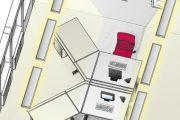 طراحی نور پردازی مناسب در محیط کار
