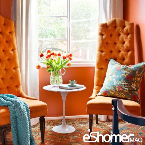 مجله خبری ایشومر Meaning-and-the-Orange-modern-design-interior-spaces-mag-eshomer معنا و جایگاه رنگ نارنجی در طراحی فضاهای داخلی مدرن هنر هنر و معماری هنر نارنجی معماری مدرن فضاهای طراحی داخلی طراحی رنگ در طراحی داخلی رنگ