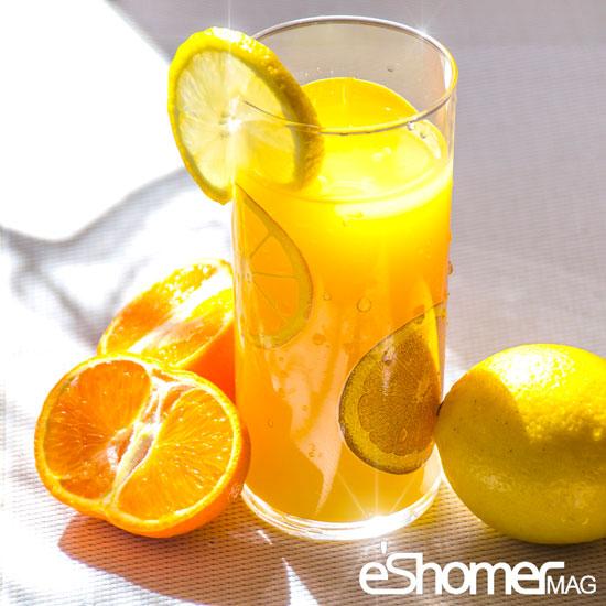 مجله خبری ایشومر Natural-way-to-lose-weight-with-orange-and-lemon-cocktail-mag-eshomer راهکار طبیعی کم کردن وزن با معجون پرتقال و لیمو سبک زندگي سلامت و پزشکی وزن میوه معجون لیمو طبیعی سلامت راهکار پرتقال