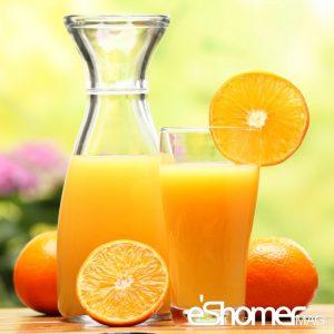 بهترین روش گرفتن آب پرتقال برای حفظ ویتامین های آن
