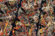 آشنایی با هنرمندان جنبش هنر مدرن جکسون پولاک  Pollock