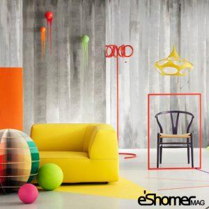 عوامل اصلی ترکیب بندی رنگ در مبلمان در طراحی داخلی