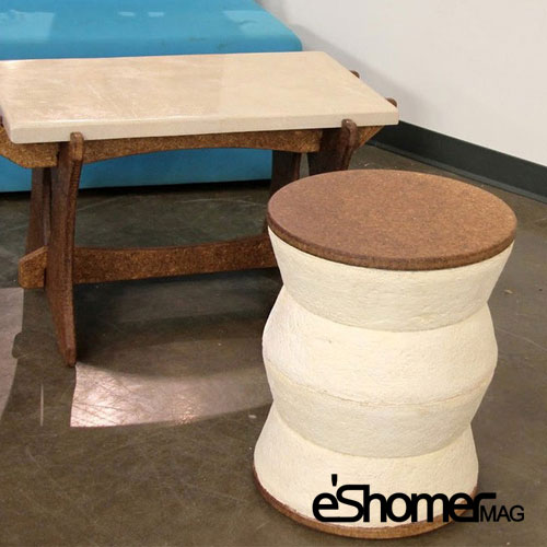 مجله خبری ایشومر mushroom-Biomason-صندلی-هایی-که-رشد-میکنند صندلی هایی که رشد می کنند و محصولاتی که دوستدار محیط زیست هستند تكنولوژي نوآوری میکرو میز محیط محصولاتی قارچ صندلی زیست رشد دوستدار باکتری اسپايبر ارگانیسم Spiber Parka North Moon Face Fabricative Evocative Cement Biomason Bio