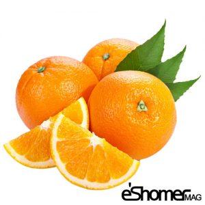 میوه پرتقال و معجزه های درمانی آن
