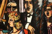 آشنایی با هنرمندان جنبش هنر مدرن - ماکس بکمان Beckmann