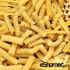 تهیه و پخت انواع غذاهای ایتالیایی – تهیه خمیر پاستا