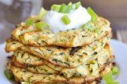 تهیه و پخت انواع غذاهای ایتالیایی – خاگینه کدو سبز و آویشن