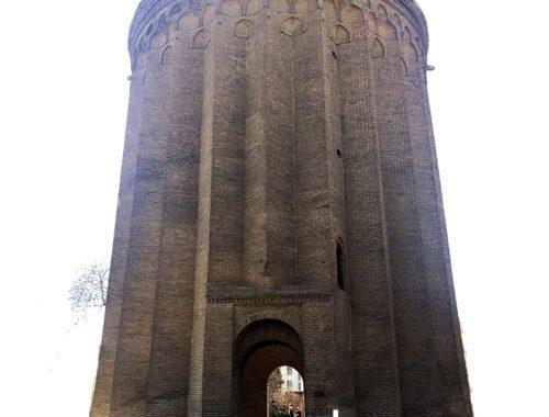 جاذبه های طبیعی و گردشگری ایران شهر تهران - برج طغرل