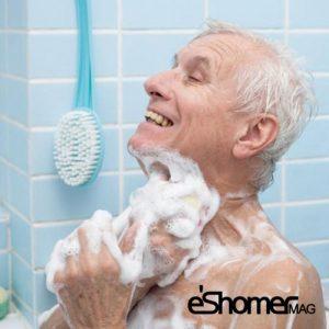 حمام کردن پس از عمل جراحی قلب چگونه است