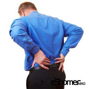 درمان کمر درد به روش سنتی و جلوگیری از آن