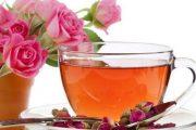 دمنوش گل سرخ ملینی خوب برای درمان یبوست