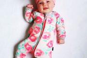 رنگ های مناسب لباس نوزاد در طراحی مد و لباس