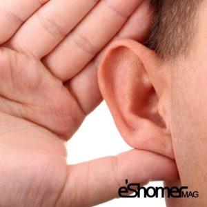 علل و علائم پیر گوشی و کم شنوایی و درمان آن
