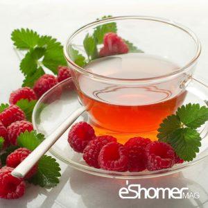 نحوه تهیه چای برگ تمشک و تاثیرات درمانی آن