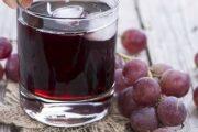 آب میوه انگور و خواص درمانی آن در تقویت و طراوت پوست
