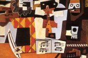 آشنایی با سبک های هنر مدرن _کوبیسم Cubism
