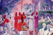 آشنایی با هنرمندان جنبش هنر مدرن _ دنگن Dongen