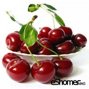 آلبالو و خواص ضد سرطانی آن در میوه درمانی