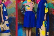 استفاده از رنگ های فصل تابستان در طراحی مد و لباس