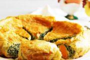 تهیه و پخت انواع غذاهای ایتالیایی _ پای سبز