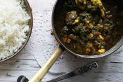 معرفی نحوه پخت مشهورترین غذاهای محلی سنتی ایران _ خورش ترش تره