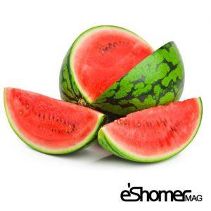 هندوانه و خواص ضد سرطانی آن در میوه درمانی