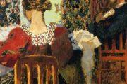 آشنایی با هنرمندان جنبش هنر مدرن _ ویار  Vuillard