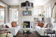 طراحی اتاق نشیمن بر اساس قانون فنگ شویی در طراحی داخلی 2